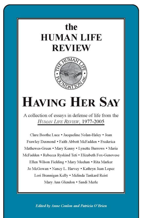 having-her-say