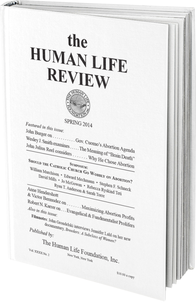 Issues Archive - Page 3 of 18 - The Human Life Review - The Human