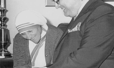 Henry Hyde and Mother Teresa
