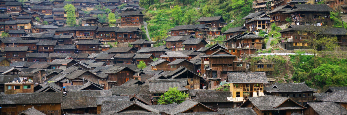 Photo 122977863 / Chinese Countryside © Michel Arnault | Dreamstime.com