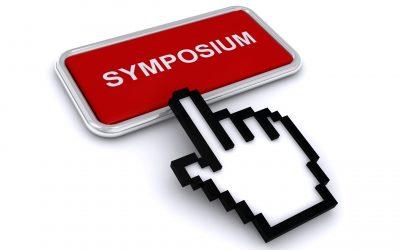 Symposium button
